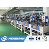 Buy cheap Heavy Duty Wire Cable Machine Automatic Braider 16 / 24  / 32  / 48 Spindles from wholesalers