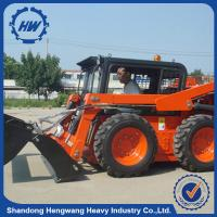 China Chinese Mini Skid Steer Loader With Attachments for Sale on sale