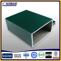 Buy cheap big profile aluminium for unitized curtain walls product