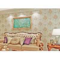 Buy cheap Removable Moisture proof Country Style Wallpaper for Bedroom / TV Background product