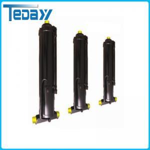 Buy cheap Cylindres hydrauliques de action de double chinois pour le camion à benne basculante avec de haute qualité product