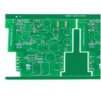 Buy cheap 4 Layers FR4 Printed Circuit Board with 1oz HASL PCB for High Frequency Power Supply product