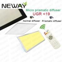 Buy cheap 36W Dimmable LED Panel 300x1200 Smart Light with Remote Controller product