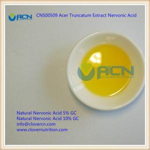 Buy cheap Acer truncatum extract nervonic acid - A Clover Nutrition Inc product