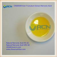 Buy cheap Acer Truncatum Kernel Extract 90% Nervonic Acid-Kosher Company-A Clover Nutrition Inc-ACN from wholesalers