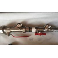 Buy cheap Manual Water Brass Ball Valve For Gas Bolier With PPR Fittings product