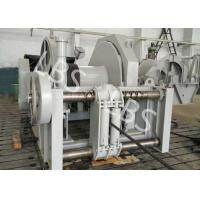 Buy cheap Smooth Drum Spooling Device Winch /  Wire Rope Ranging Device Winch product