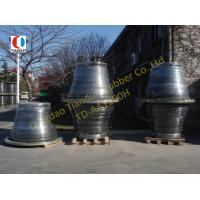 Oil Terminal Cone Rubber Fender , High Pressure Marine Rubber Fender