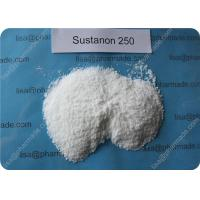 China Sustanon 250 Testosterone Hormone Enhance Strength Muscle Growth wholesale