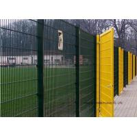 Buy cheap Welding Steel Wire Fencing Anti Cut and Climb 358 High Security Fence For Boundary Wall product