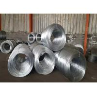 China Galvanized High Carbon Spring Wire , Carbon Steel Welding Wire 0.2mm-4mm on sale