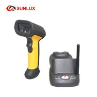 Buy cheap 30fps 433MHz ISM Industrial Barcode Scanner Water Resistance product