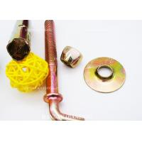 Buy cheap Expansion Anchor Bolt Hooks For Water Heaters With 4.8  8.8  Grade With Iron product