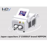 Buy cheap Two Handles IPL Skin Rejuvenation SHR Machine Hair Removal For Leg / Arm product