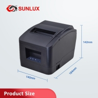 Buy cheap ESC Windows Pos System Kitchen Thermal Receipt Printer product