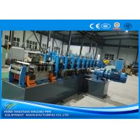 Buy cheap V Shape Carbon Steel Cold Roll Forming Machine 2.0mm Thickness 120m / Min Running Speed product