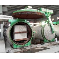 Buy cheap Textile Sand AAC Autoclave Lightweight , AAC Block Plant Automatic product