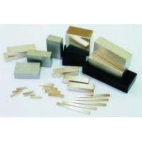 Buy cheap Custom Strongest Industrial Sintered NdFeB Magnets With Block, Ring, Disc Shape Grade N52 product