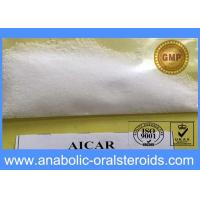 Buy cheap AICAR Medicine Grade Bodybuilding Sarms Powder Acadesine Aicar CAS 2627-69-2 product