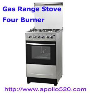 China Gas Range Stove Four Burner on sale