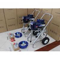 Buy cheap Electric Pressure Control Blue Electric Airless Sprayer Long Lifetime 3.5L/Min product