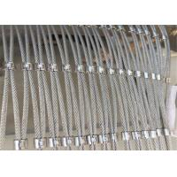 Buy cheap SS 604 316L Zoo 1x1 Stainless Steel Wire Mesh Netting product