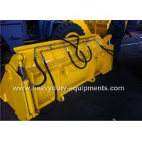 Buy cheap multi-purpose bucket of SDLG wheel loader with 0.9m3 bucket capacity product