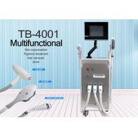 Buy cheap IPL SHR+RF +Nd yag 3 In 1 Tattoo Removal Hair Removal Laser Machine from wholesalers