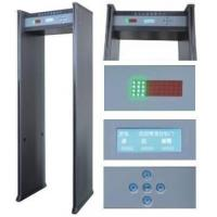 Buy cheap ABNM600LCD 6 detection zones waterproof walk through metal detector with LCD display product