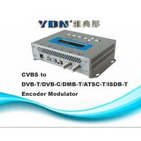 Buy cheap CVBS to DVB-T encoder modulator for home use from wholesalers