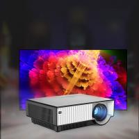 China simplebeamer W330 Android multimedia LCD projector,2800 lumens real home theater Projector with wireless exceed 3D proje on sale