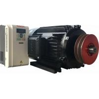 China V/F Washing Machine Ac Induction Motor 4hp Cast Iron 0.75KW-30KW Rated Power on sale