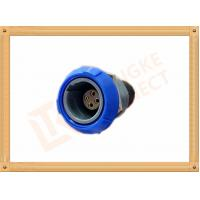 Buy cheap Round Push Pull Female 4 Pin Circular Connector For Blood Pressure Monitors Endoscopes product
