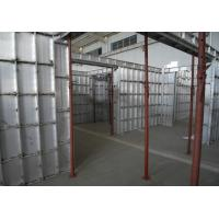 Buy cheap Electrolytic Coated Aluminium Industrial Profile Low Carbon Emission Reduction product