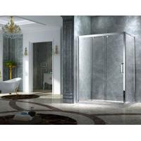 Buy cheap Prime Framed Rectangle Shower Enclosure With Sliding Door, AB 1132-1 product