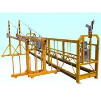 Buy cheap 380V 50HZ 3Phase Suspended Platform Cradle 630kgs for construction product
