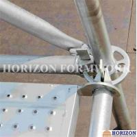 Buy cheap Heavy Duty Wedge Lock Scaffolding SystemHot Dip Galvanized Hot Dip Galvanized product
