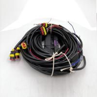 Buy cheap CNG ECU wire harness, Switch,sensor,lpg cng conversion kits ecu with wiring from wholesalers