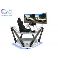 Buy cheap Theme Park Competition 9D 3D Full View Vr Car Driving Simulator product