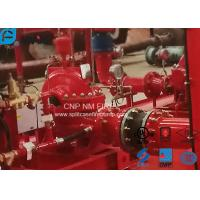 Buy cheap 1500GPM@81m Horizontal Split Case Double Suction Centrifugal Pump With Single Stage product