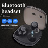 Buy cheap Double-ear Noise Reduction of Mini-contact Running and Listening Songs of Wireless Sports TWS Bluetooth Earphone product