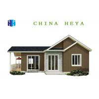 Buy cheap Waterproof Eco Friendly Prefab Homes , Modern Prefabricated Modular Homes product