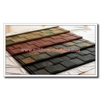 China Colourful Stone Coated Steel Roofing Tile Sheet, Metal Roof Building Material Prices for Kenya on sale