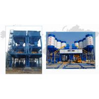China MC Key Components Mix All Kinds Of Concrete HLS180 Concrete Mixing Station on sale