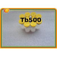 Buy cheap Tb500 Thymosin Beta-4 Tb-500 Human Growth Hormone Peptides Bodybuilding CAS 77591-33-4 product