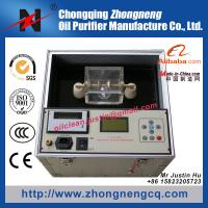 Transformer oil tester / transformer oil dielectric strength tester / insulating oil breakdawn voltage test IIJ-II