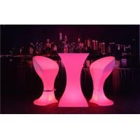 Buy cheap Fireproof LED Sofa Waterproof Rechargeable 4 Flash Modes LED Cocktail Table product