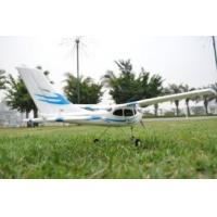 Buy cheap Micro RC high-wing trainer Aircraft EPO Brushless with aerobatic capability product
