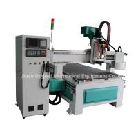 Buy cheap Tool Changing CNC Wood Router with 12 Pcs Tools Auto Changing/9.0KW Spindle/SYNTEC System product