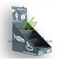 Buy cheap UV varnishing Retail paper POP merchandising Cardboard Counter Displays / display product